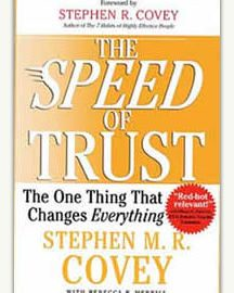 The Speed of Trust Review