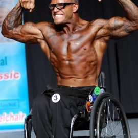 Wheelchair Gymnastics (Really)
