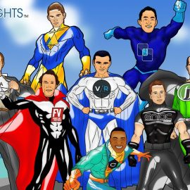 Venture Capital Superheroes