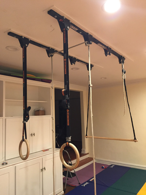 Crossfit Gymnastic Rings